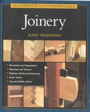 THE COMPLETE ILLUSTRATED G/T JOINERY