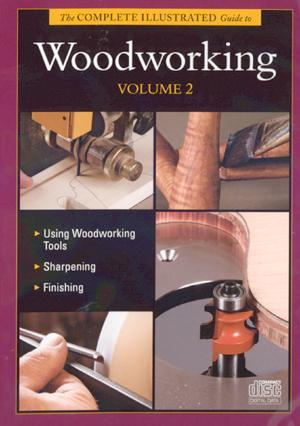 CIG to Woodworking on CD, Vol. 2