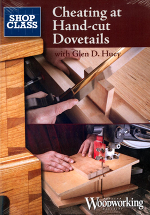 Cheating At Hand-cut Dovetails