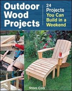 Outdoor Wood Projects 24 Projects You Can Build In A