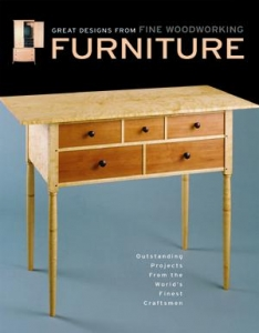 Furniture Great Designs From Fine Woodworking The Woodworker S Library Woodworking Books Projects Plans And Videos