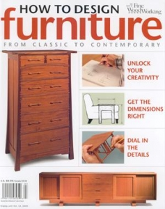 Fine Woodworking How To Design Furniture The Woodworker S Library Woodworking Books Projects Plans And Videos