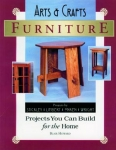 ARTS AND CRAFTS FURNITURE: PROJECTS YOU CAN BUILD