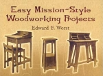 EASY MISSION STYLE WOODWORKING PROJECTS