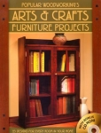 Popular Woodworking's Arts & Crafts Furniture Projects: 25 Designs For Every Roo
