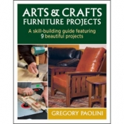 ARTS AND CRAFTS FURNITURE PROJECTS