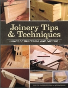 Joinery Tips & Techniques Cover