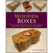 Wooden Boxes Cover