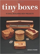 TINY BOXES: 10 SKILL BUILDING BOX PROJECTS