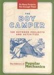 POPULAR MECHANICS - THE BOY CAMPER