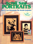 Scroll Saw Portraits: How to Turn Photographs- OOP
