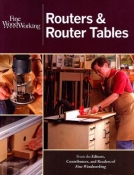 Fine Woodworking: Routers & Router Tables cover