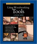 THE COMPLETE ILLUSTRATED G/T USING WOODWORKING TOOLS (PB)