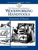 Illustrated Encyclopedia of Woodworking Handtools, Devices Instruments