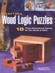 CRAFTING WOOD LOGIC PUZZLES
