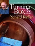 TURNING BOXES WITH RICHARD RAFFAN-BOOK