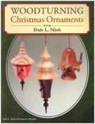 Woodturning Christmas Ornaments with Dale Nish cover image