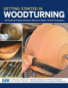 Getting Started in Woodturning