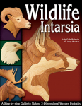 Wildlife Intarsia: A Step-by-Step G/T Making 3-D Wooden Portraits
