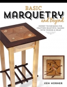 Basic Marquetry and Beyond: Expert Techniques for Crafting Beautiful Images with