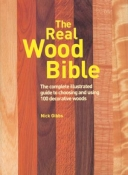 Real Wood Bible Cover