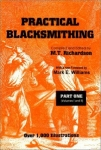 PRACTICAL BLACKSMITHING VOL I