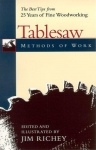 TABLESAW: METHODS OF WORK