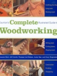 THE COMPLETE ILLUSTRATED G/T WOODWORKING -HB