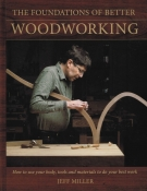 Foundations of Better Woodworking Cover