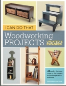 I Can Do That! Woodworking Projects Cover