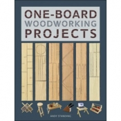 One Board Woodworking cover
