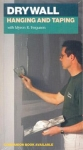 DRYWALL: HANGING AND TAPING. BOOK AND VIDEO SET