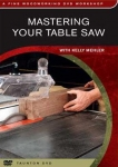 MASTERING YOUR TABLE SAW - DVD