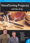 WOODTURNING PROJECTS WITH REX & KIP, VOL. 1 - DVD