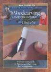 WOODCARVING #1: SHARPENING TECHNIQUES - DVD