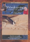 WOODCARVING #3: ORNAMENTAL CARVING - DVD