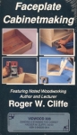 SANDING & STAINING THE CABINET VW-0308 - DVD
