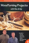 WOODTURNING PROJECTS WITH REX & KIP, VOL. 4 - DVD