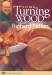 THE NEW TURNING WOOD WITH RICHARD RAFFAN - DVD