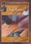 MAKING SHAKER OVAL BOXES - DVD