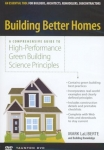 Building Better Homes- DVD