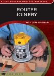 ROUTER JOINERY - DVD