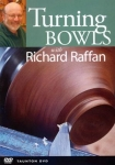 TURNING BOWLS WITH RICHARD RAFFAN - DVD#