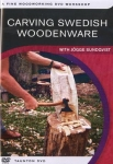 CARVING SWEDISH WOODENWARE - DVD