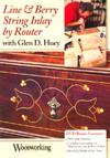 LINE & BERRY STRING INLAY BY ROUTER- DVD