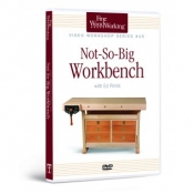 Not So Big Workbench cover
