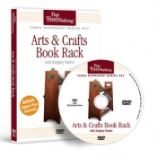 Arts and Craft Book Rack Cover