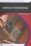 WOOD FINISHING - DVD