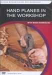 HANDPLANES IN THE WORKSHOP - DVD
