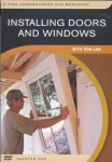 INSTALLING DOORS AND WINDOWS - DVD